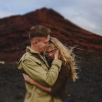 Mind-Blowing Artistic Engagement Photos in the Canary Islands