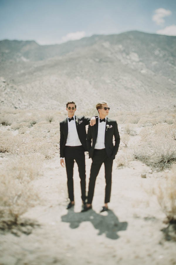 This Old Hollywood Inspired Palm Springs Wedding Will Make You Swoon Junebug Weddings