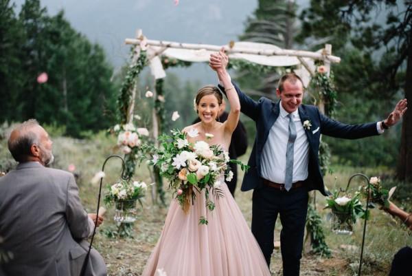 Romantic Estes Park Wedding At Taharaa Mountain Lodge Junebug Weddings