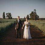 Rustic Australian Farm Wedding