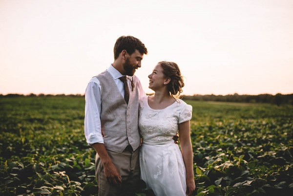 Rustic Mennonite Wedding In Kitchener-Waterloo
