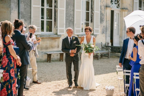 Thoughtful French Wedding At Majestic Chateau