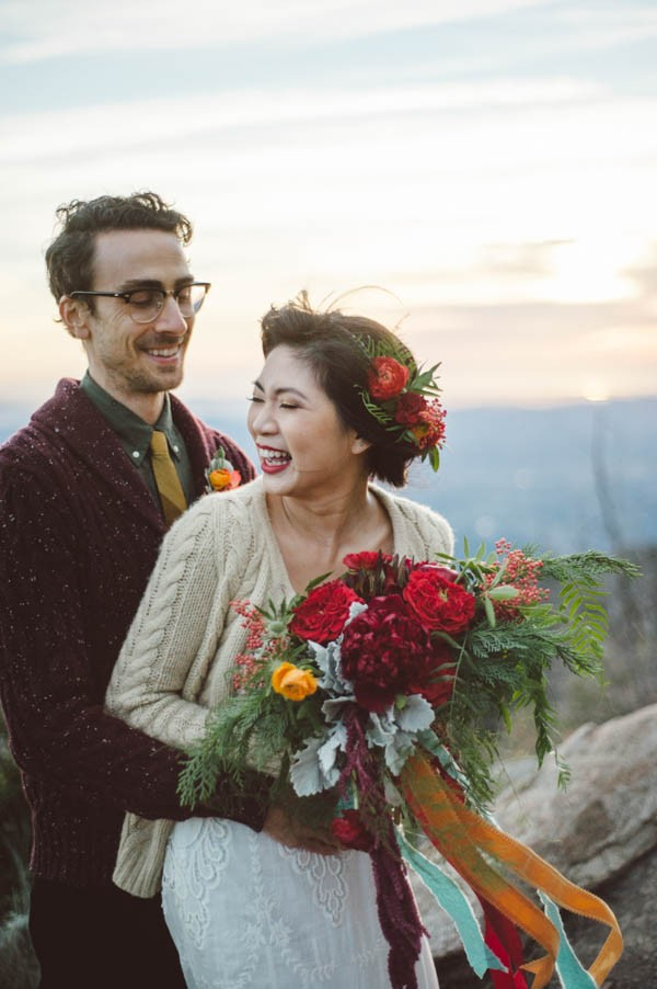 Vibrant-and-Earthy-Forest-Wedding-Inspiration-in-the-Palomar-Mountains-Color-and-Cake-Photography-24