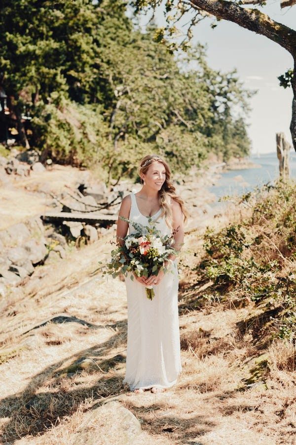 Boho Cabin Wedding At Bodega Ridge Junebug Weddings