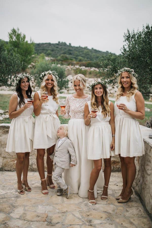 Fort george wedding