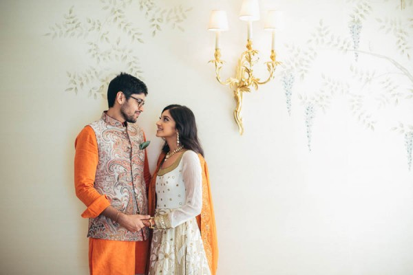 Romantic Indian Wedding At Tivoli Palacio De Seteais