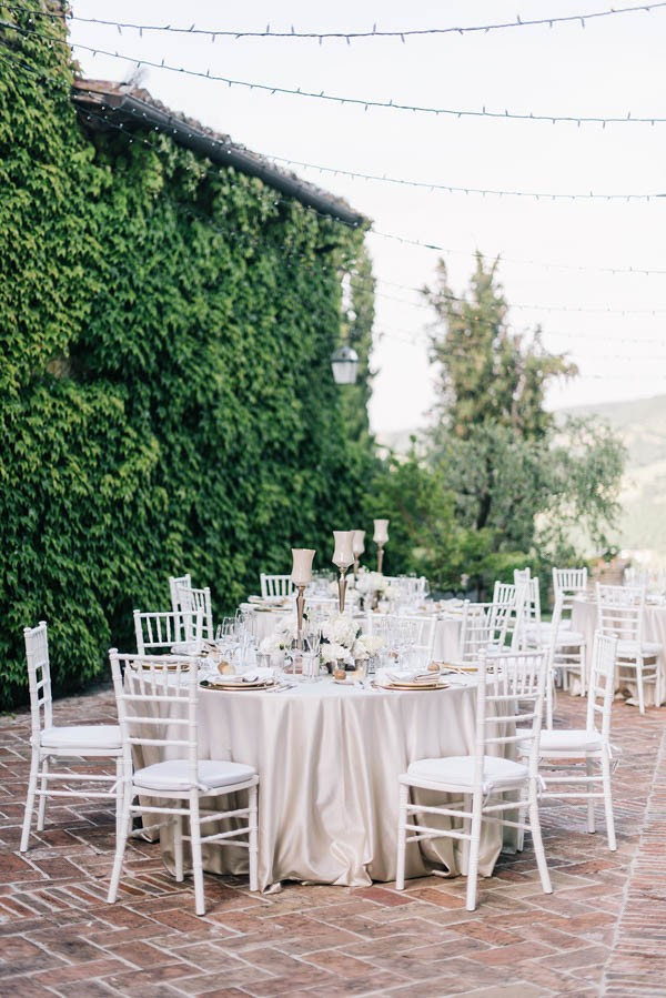 Romantic Italian Destination Wedding At Borgo Bastia Creti