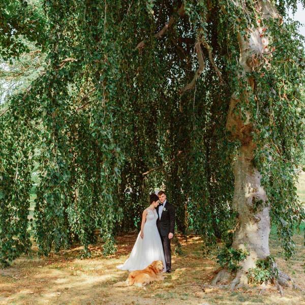 Sentimental New York Wedding At Sleepy Hollow Country Club