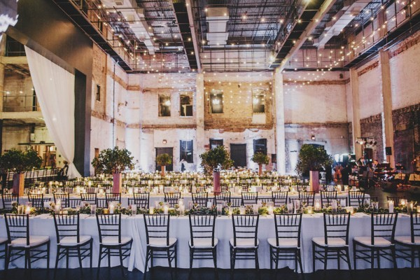 19 oh so cool industrial wedding venues junebug weddings aria minneapolis wedding matt lien 26 600x400 junglespirit