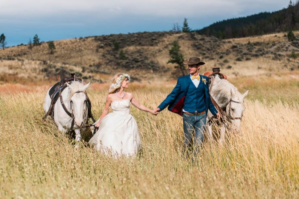 Blue-Yellow-Boldly-Romantic-Rustic-Horse-Ranch-Wedding-Ashcroft-31