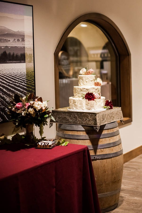 Champagne-Burgundy-Wine-Country-Wedding-Gloria-Ferrer-Caves-Vineyards-36