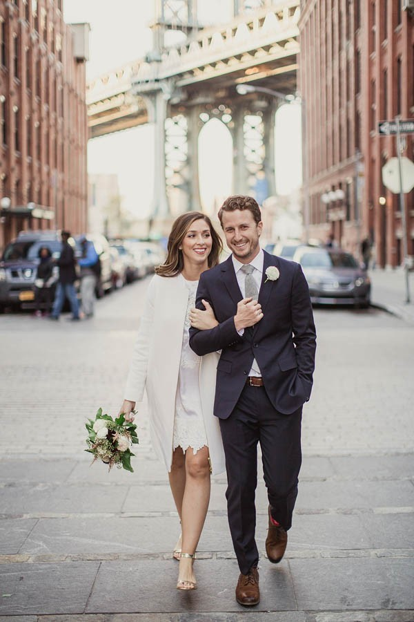 How To Plan An Nyc Wedding In Spring With Cristina Verger