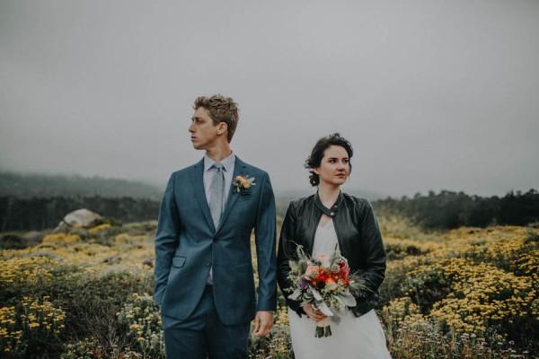 Intimate California Coast Wedding At Point Lobos State Natural Reserve Junebug Weddings