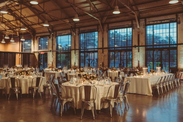 Modern Classic Ottawa Wedding At The Horticulture Building