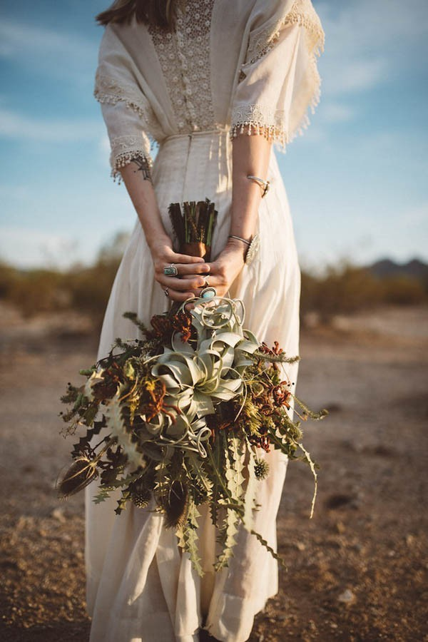 Beyond Flower Crowns Bohemian Wedding Ideas for Your Big Day