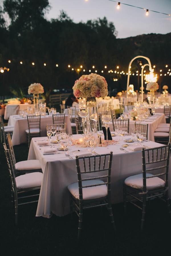 Stunning Southern California Wedding At Hummingbird Nest Ranch