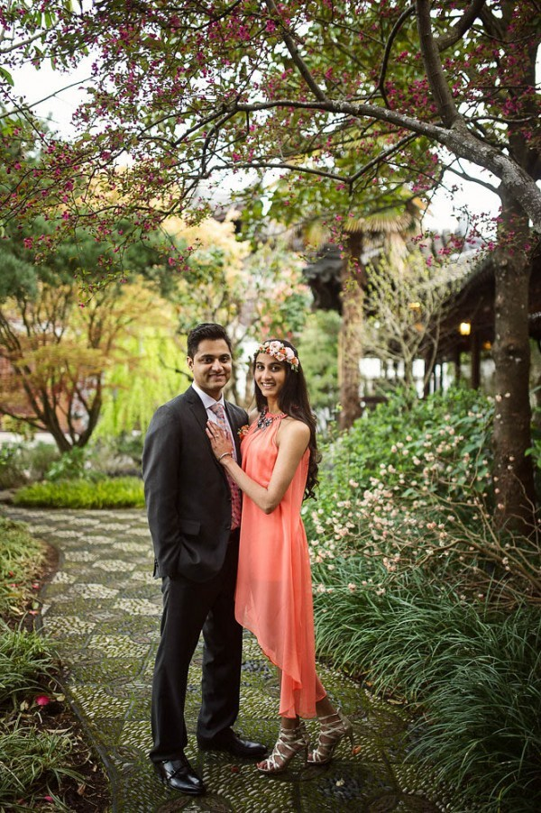 15 fresh and fashionable spring engagement outfit ideas for Garden design proposal