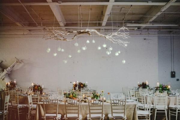 19 oh so cool industrial wedding venues junebug weddings for Vintage loft millhouse