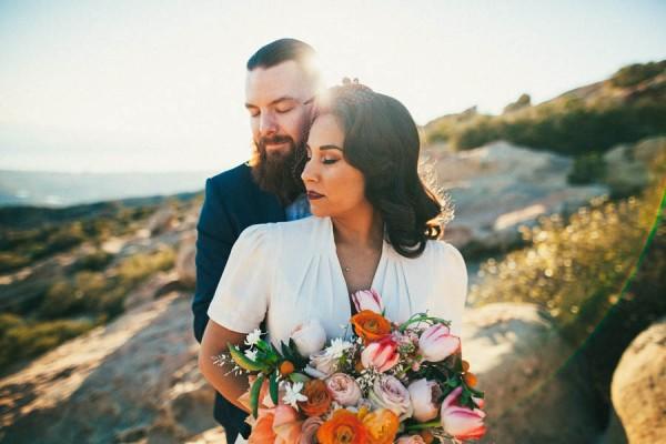 This wwii inspired elopement at the santa barbara county for 19 blue salon santa barbara