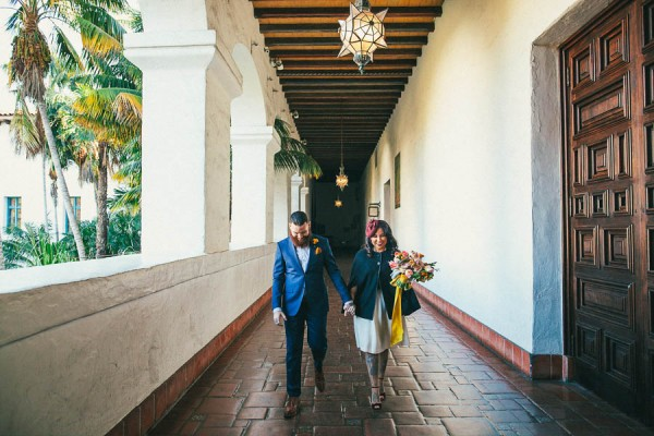 WWII-Inspired-Elopement-Santa-Barbara-County-Courthouse-Jenn-Sanchez-Design-28