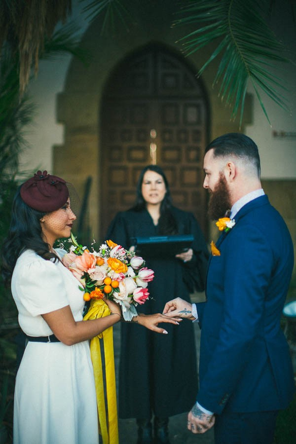 WWII-Inspired-Elopement-Santa-Barbara-County-Courthouse-Jenn-Sanchez-Design-3