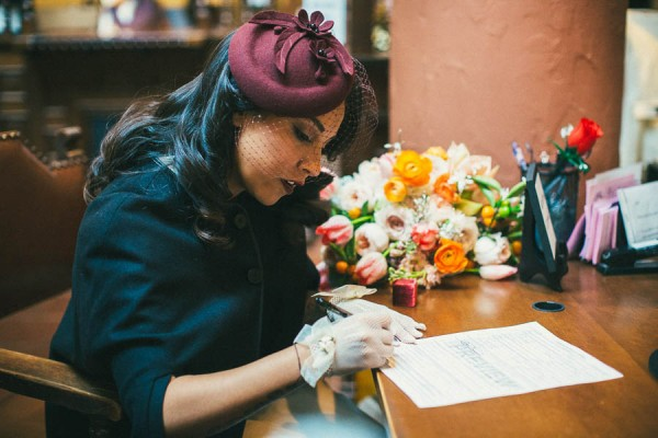 WWII-Inspired-Elopement-Santa-Barbara-County-Courthouse-Jenn-Sanchez-Design-33