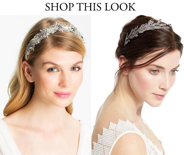 crystal headbands