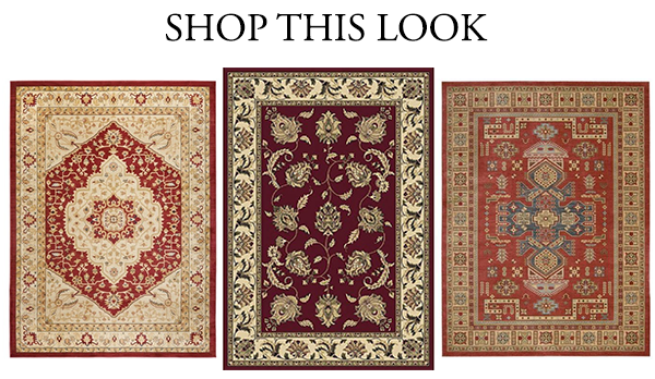 persian inspired rugs