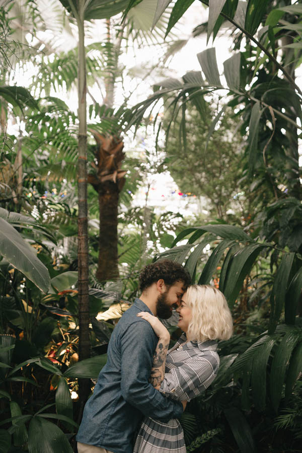 Adorable San Francisco Sweetheart Session at the