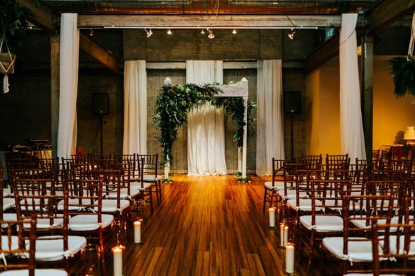 Pennsylvania Made Their Front Palmer Wedding