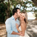 This Boca Grande Couple's Session Turned Into the Sweetest Surprise Proposal
