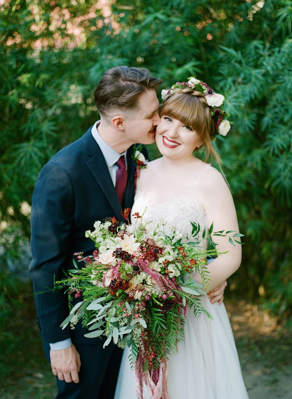 Florence And The Machine Inspired Louisiana Wedding