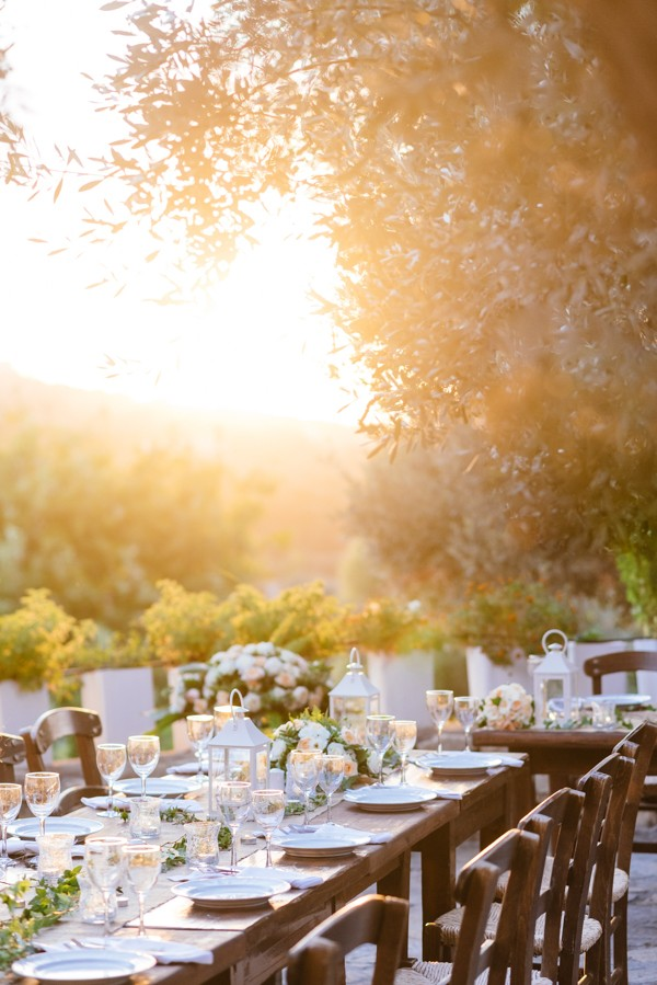 Classic Crete Greece Wedding At Agreco Farm Junebug