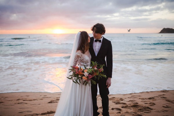 Sunset-Wedding-Shoot-Manly-Beach-Sydney-16