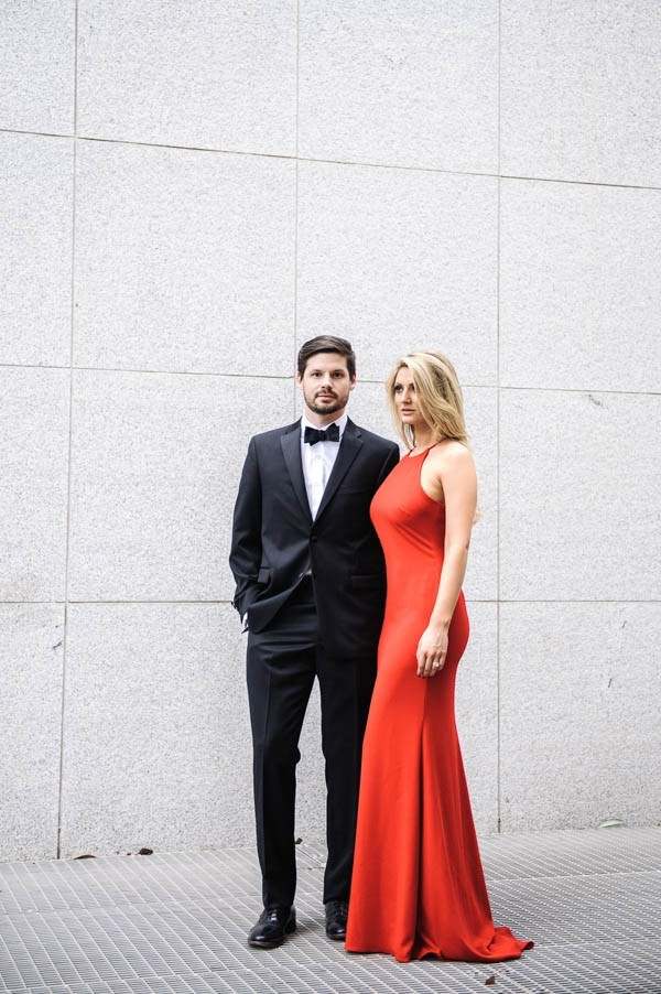 Totally Elegant Midtown Atlanta Engagement Session 5 600x902