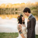 Woodland Wonderland Wedding at Fort Boggy State Park