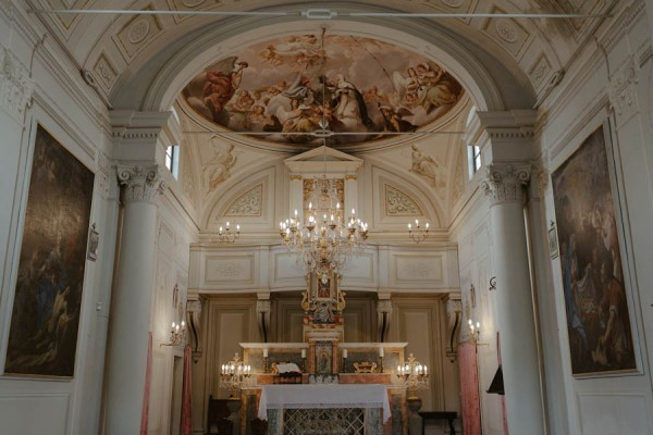 The Italian Villa Gallery Multi Award Winning Wedding: Beautifully Classic Italian Wedding At Fattoria E Villa Di