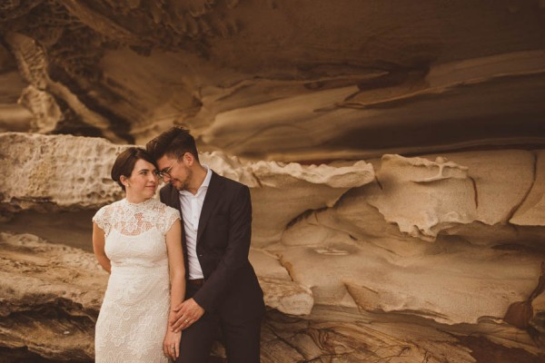 Bondi Beach Wedding With Vintage Australian Vibes