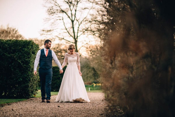 Nature Inspired Iscoyd Park Wedding in the Countryside