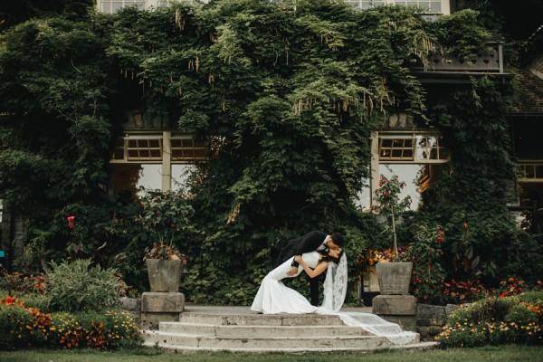 Positively Elegant Gatsby Inspired Wedding At The Stanley