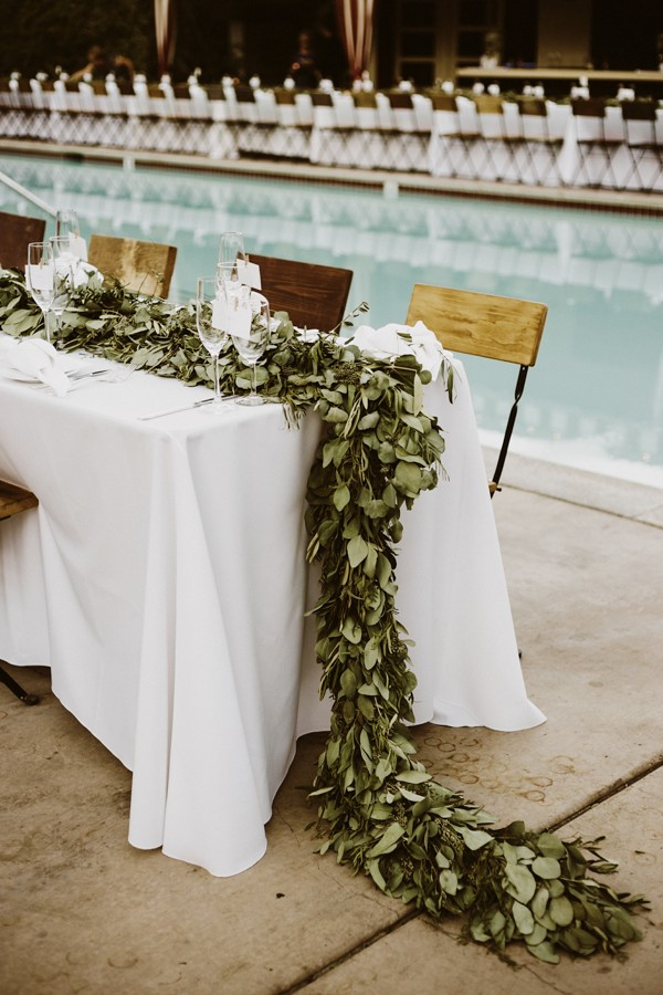 Chic Palm Springs Destination Wedding At Colony Palms