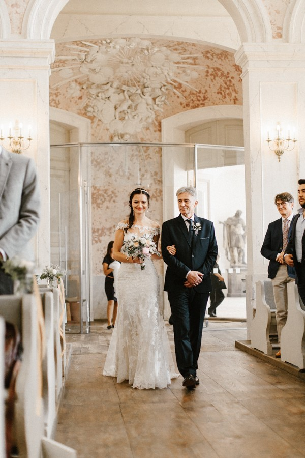 Romantic Antique German Wedding At Kloster Nimbschen