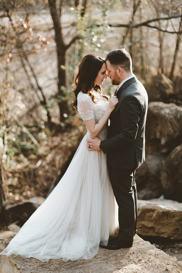 Simply Beautiful Shreveport Wedding at The Magnolia Place