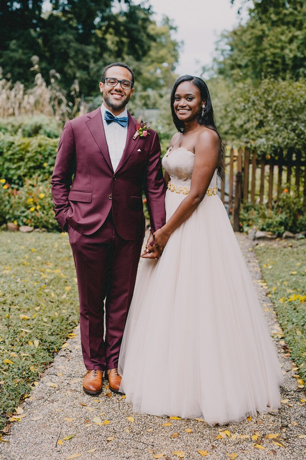 This raleigh wedding at the bridge club wows with killer for Bridegroom dress for wedding