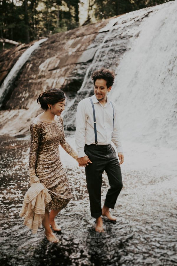 This Eclectic Prince William Forest Park Wedding is Just Ridiculously Beautiful India Earl-27