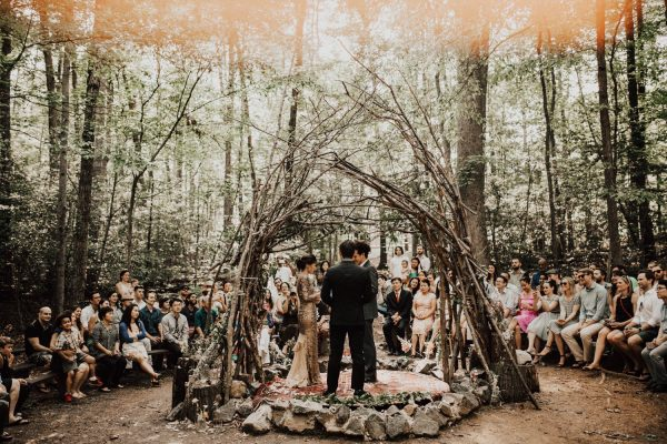 This Eclectic Prince William Forest Park Wedding Is Just Ridiculously Beautiful India Earl 33
