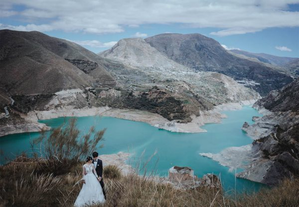 You're Not Asleep, These Spanish Wedding Portraits Are Just That Dreamy Tu Nguyen Wedding Photography-10