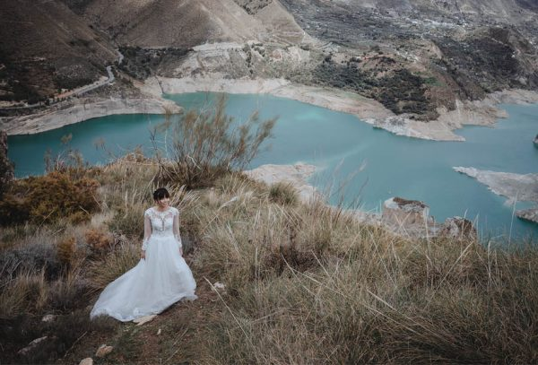 You're Not Asleep, These Spanish Wedding Portraits Are Just That Dreamy Tu Nguyen Wedding Photography-11