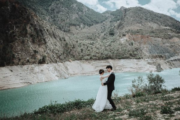 You're Not Asleep, These Spanish Wedding Portraits Are Just That Dreamy Tu Nguyen Wedding Photography-14