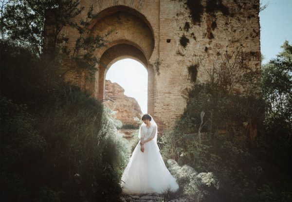 You're Not Asleep, These Spanish Wedding Portraits Are Just That Dreamy Tu Nguyen Wedding Photography-17